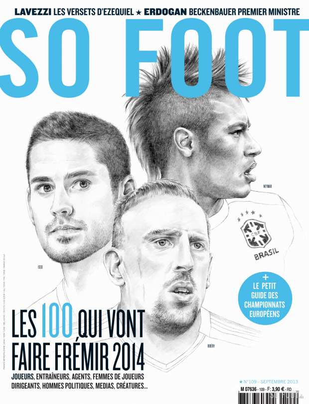 SO FOOT - #109 - GUIDE DE LA SAISON