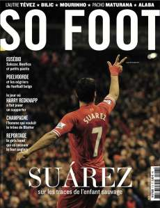 SO FOOT - #113 - LUIS SUAREZ