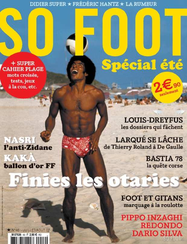 So Foot 46 - Et� 2007