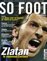 So Foot 51 - Zlatan !!!