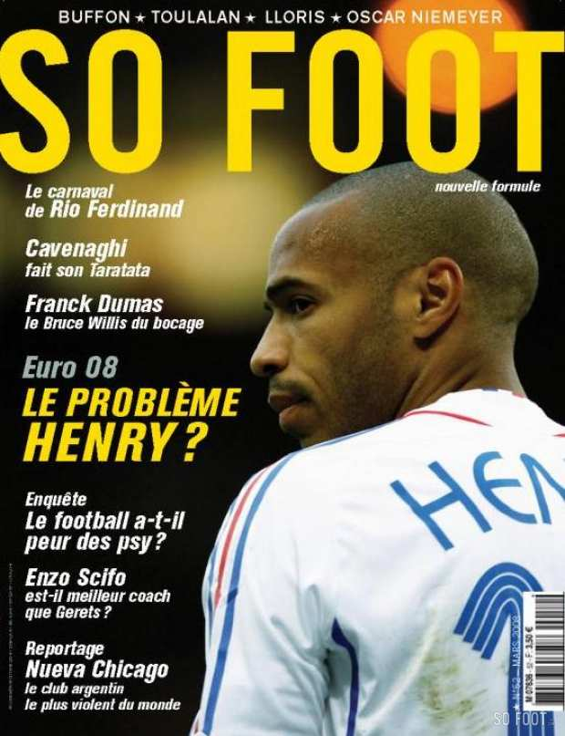 So Foot 52 - Le probl�me Henry