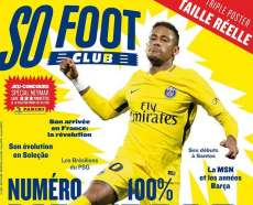 So Foot Club 100% Neymar