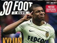 SO FOOT CLUB - Kylian Mbappé