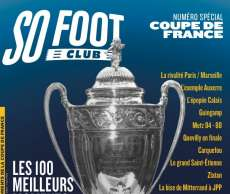 SO FOOT CLUB - Spécial Coupe de France