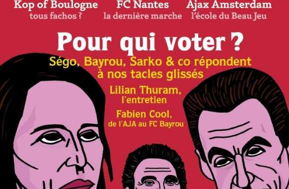 So Foot N°43 - Pour qui voter ?
