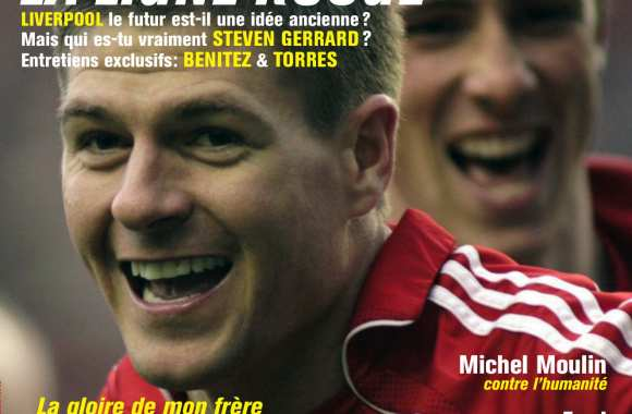 SO FOOT n°61 - La ligne rouge