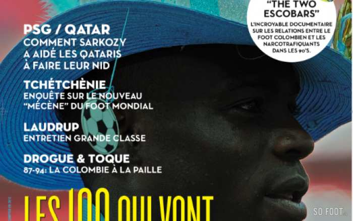 SO FOOT - N°88 - Les 100 de 2012