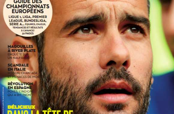 SO FOOT - N°89 - Pep Guardiola