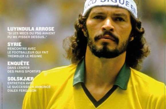 SO FOOT - N°93 - Socrates