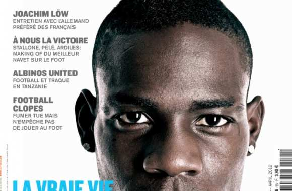 SO FOOT - N°95 - MARIO BALOTELLI