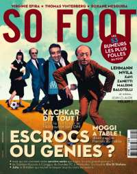 SO FOOT - N�83 - Les escrocs