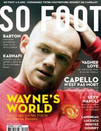 SO FOOT - N�85 - Wayne Rooney
