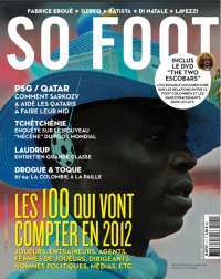 SO FOOT - N�88 - Les 100 de 2012