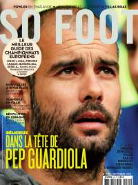 SO FOOT - N�89 - Pep Guardiola