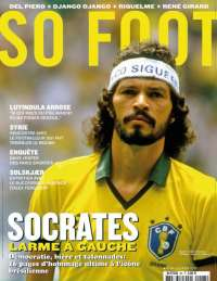 SO FOOT - N�93 - Socrates