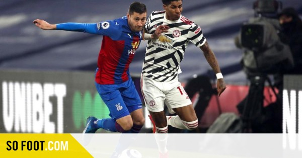 United impuissant à Palace / Premier League / J29 / Palace-MU (0-0) / SOFOOT.com - SO FOOT
