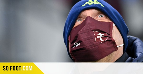 Frédéric Antonetti regrette la disparition de la Coupe de la Ligue - SO FOOT
