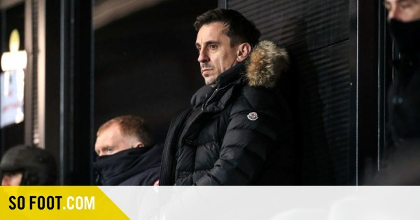 Pour Gary Neville, la Superligue est « un acte criminel contre les fans de football »