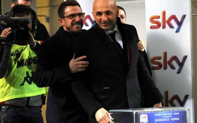 Spalletti-Di Francesco : la route de Rome