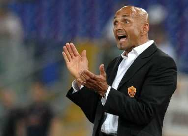 Spalletti reprend une Coupe