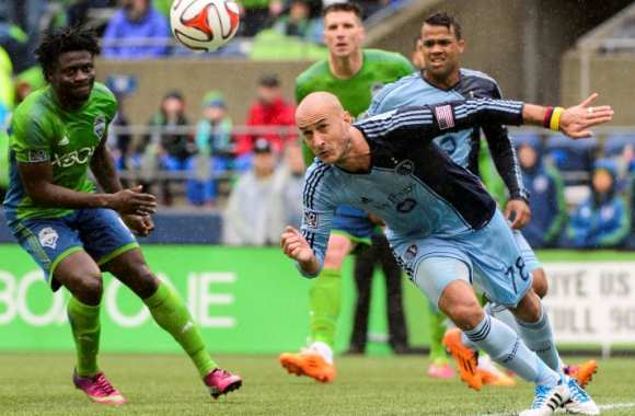 Sporting Kansas City - Seattle Sounders FC