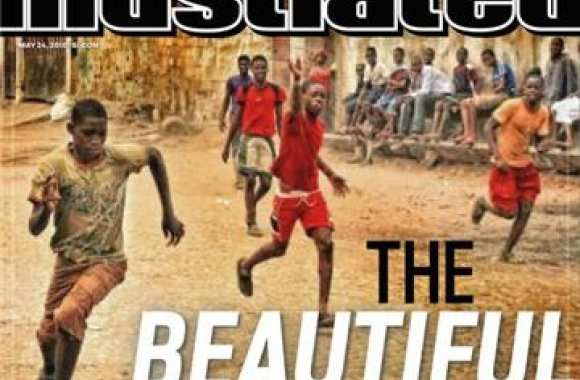 Sports Illustrated parle foot
