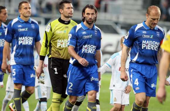 Stephane Grichting - Cedric Hengbart - Olivier Sorin (Auxerre)