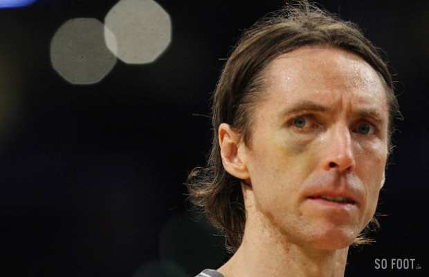 Steve Nash fan de Messi