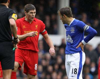 Revivez Liverpool/Everton (0-0)