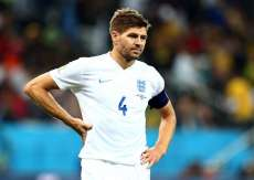 Steven Gerrard prend sa retraite internationale