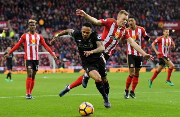 Sunderland accroche Liverpool.