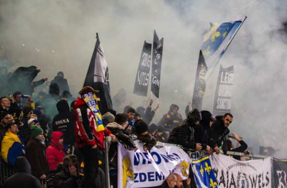 Supporters bosniens