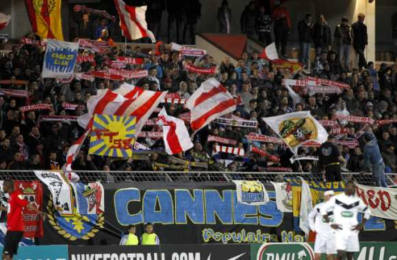 Supporters cannois
