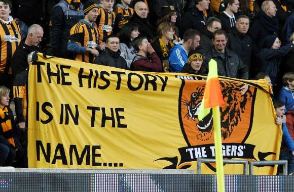 Supporters de Hull