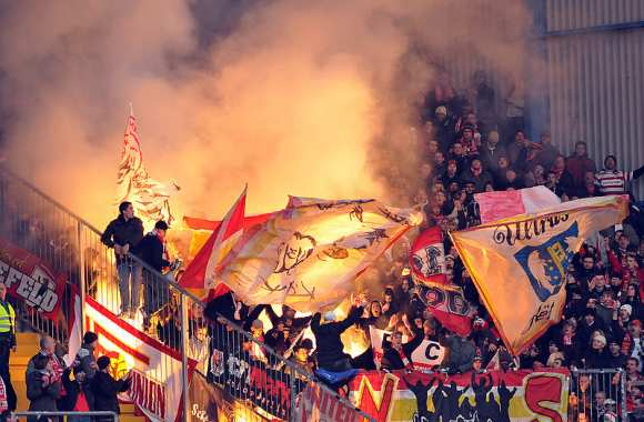 Supporters de l'Union Berlin