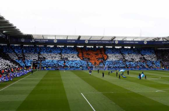 Supporters de Leicester City