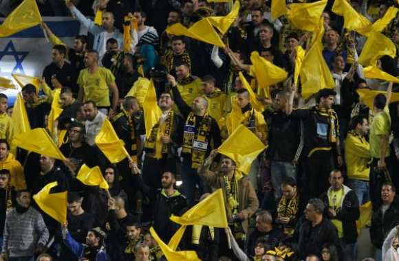Supporters du Beitar Jerusalem