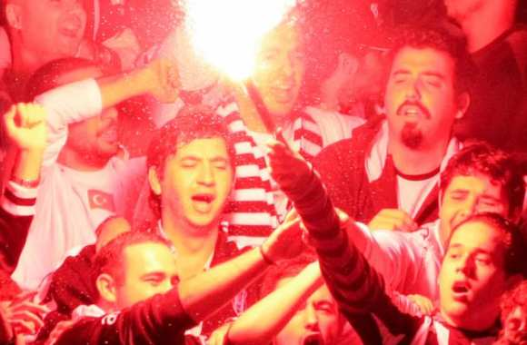 Supporters du Besiktas