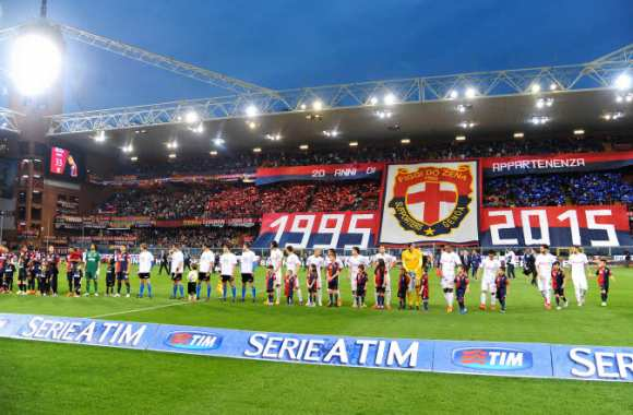 Supporters du Genoa