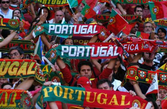 Supporters du Portugal