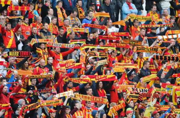 Supporters lensois