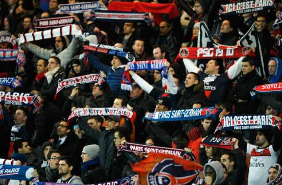 Supporters parisiens
