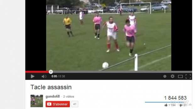 """Tacle assassin"""