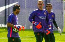 Ter Stegen ne supportait plus la concurrence de Bravo