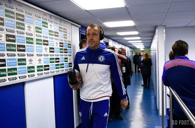 Terry applaudit Leicester