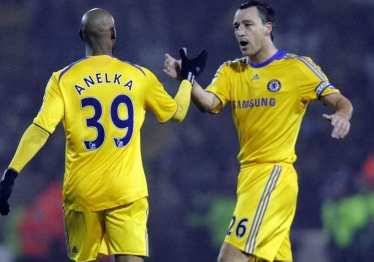 Terry défend Anelka