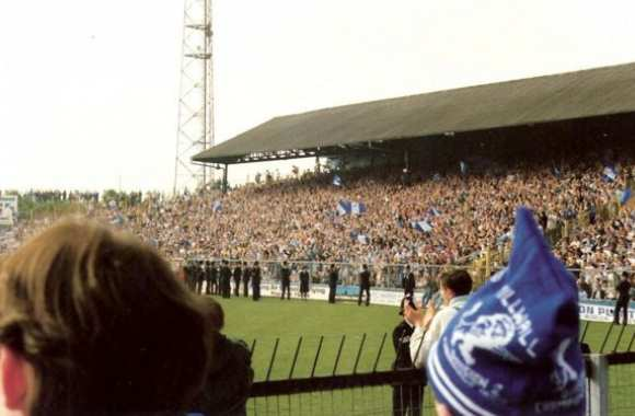 The Den, ancien stade de Millwall