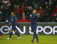 Thiago Silva prolonge au Paris Saint-Germain