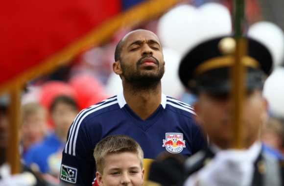 Thierry Henry au All Star Game