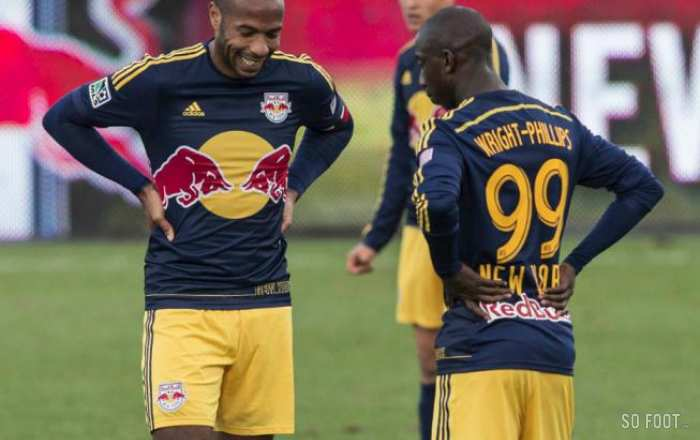Thierry Henry & Bradley Wright-Phillips